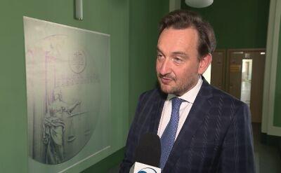 Mitera: czekamy na refleksję sędziego Jarosława Dudzicza