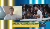 Adam Romer: Hubert Hurkacz wygrał zasłużenie