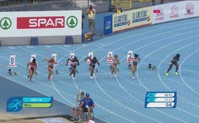 Ewa Swoboda trzecia na drużynowych mistrzostwach Europy