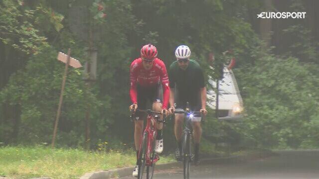 Karol Domagalski o powrocie na rower