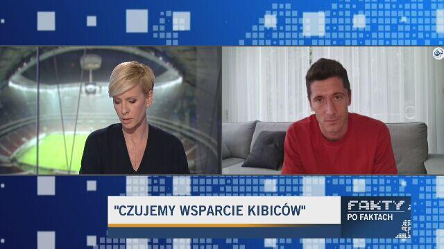 Robert Lewandowski o reprezentacji Polski na Euro 2021