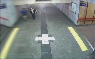 Podejrzewany o atak na kierownika pociągu w Częstochowie