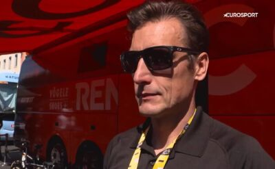Piotr Wadecki zapowiada ciekawy etap Tour de France