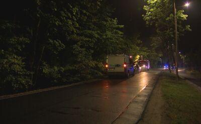 Kierowca zatrzymany po wypadku w którym zginęła jedna osoba