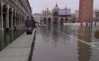 Wenecki karnawał pod wodą