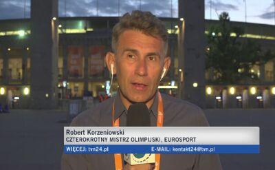 Korzeniowski: nie możemy niczego zazdrościć piłkarzom