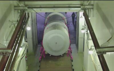 Pierwsze zdjęcia atomowej torpedy