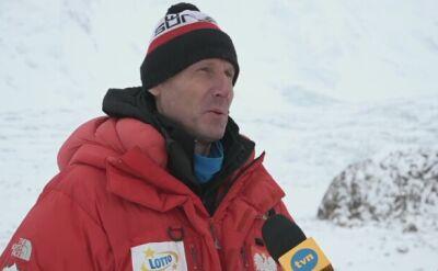Pod K2 pogoda nie odpuszcza