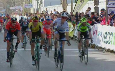 Trentin wygrał 2. etap Ruta del Sol