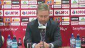Jerzy Brzęczek: mamy trzech wspaniałych napastników