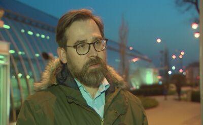 Przymusiński: decyzję sędziego Zabłockiego odczytuję jako znak protestu