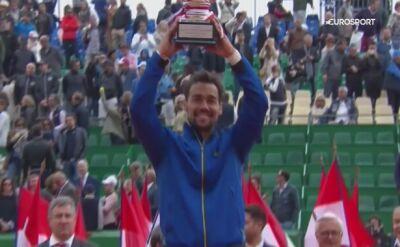 Fognini wygrał turniej ATP Masters 1000 w Monte Carlo
