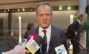 Tusk: zależało mi na tym, żeby głos z Polski był głosem czytelnej solidarności z Francuzami