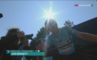 Bennett wygrał 2. etap Tour of Turkey