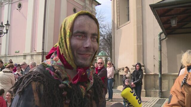 Siuda Baba grasuje po Wieliczce