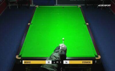 Higgins pokonał Stefanowa w kwalifikacjach do German Masters