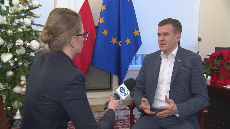 Witold Bańska o premierze Mateuszu Morawieckim