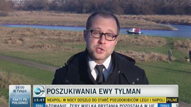 Ciąg dalszy poszukiwań Ewy Tylman