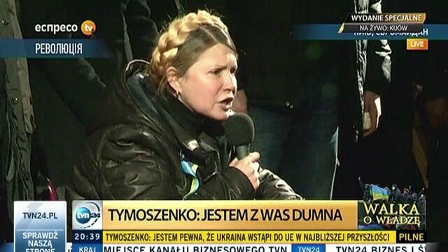 """""""Janukowycza należy przyprowadzić na Majdan"""""""