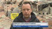 Alarmujący stan kamienic w Łodzi