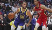 Golden State Warriors pokonali New Orleans Pelicans