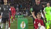 Skrót pierwszej połowy meczu VfL Bochum - Bayern Monachium