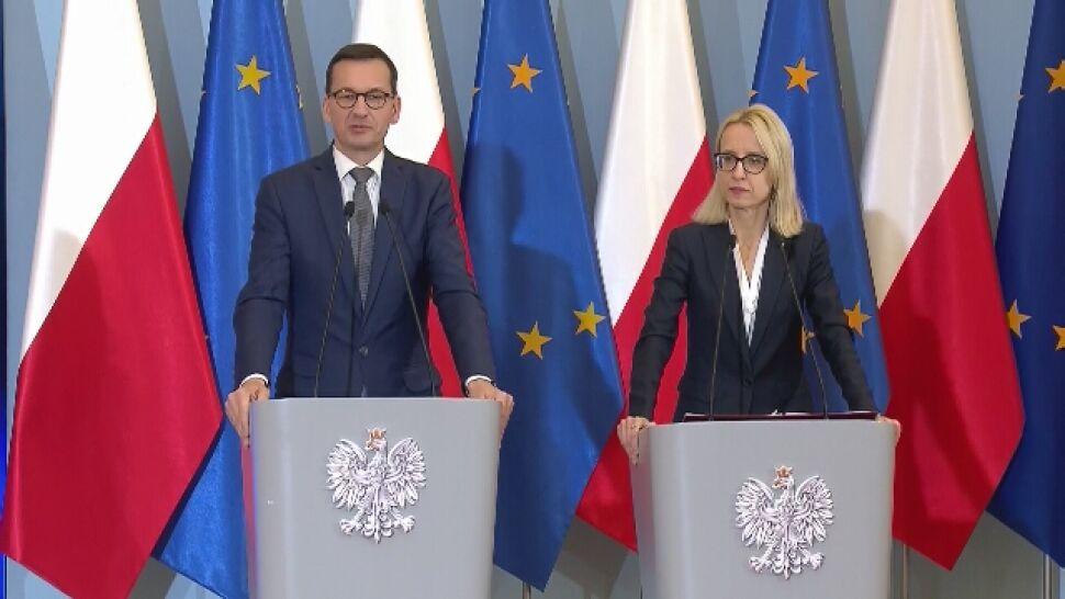 Morawiecki: Komisja Europejska zrobiła krok, który urywa dialog