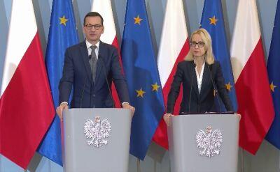 Morawiecki: decyzja Komisji Europejskiej nie jest dla nas wielkim zaskoczeniem, toczymy pewien spór