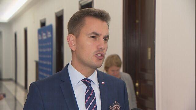 Arkadiusz Myrcha komentuje skargę Komisji Europejskiej