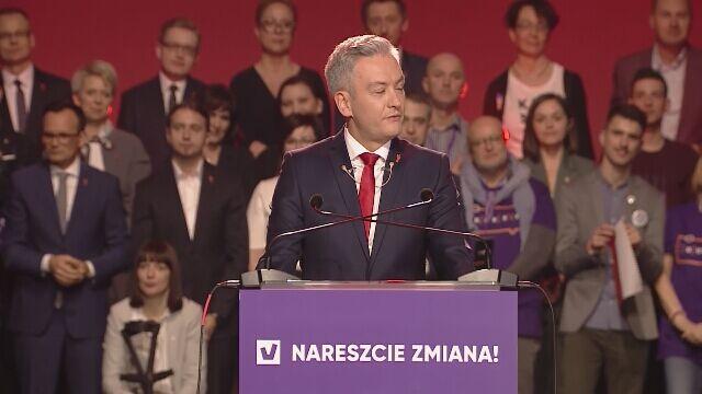 Program partii Biedronia: wprowadzenie związków partnerskich