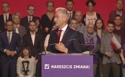 Program partii Biedronia: powstanie urząd rzecznika praw przyrody