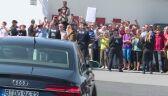 """Podpalenia ośrodków dla uchodźców. Okrzyki """"Heil Hitler"""", Merkel wygwizdana"""