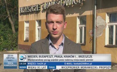"""""""Przybliżanie kolei do Polski powiatowej"""""""