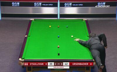 Kosztowny błąd O'Sullivana