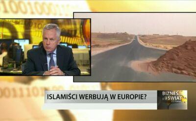 """""""Po stronie dżihadystów mogą też walczyć Polacy"""""""