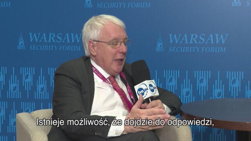 Z Iranem i z Rosją potrzeba dwóch rzeczy: odstraszania i komunikacji