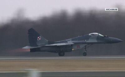 Myśliwce MiG-29 wracają do lotów