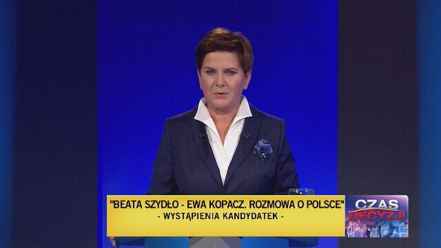 """Czas decyzji. """"Rozmowa o Polsce"""""""