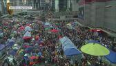 Antyrządowe protesty w Hongkongu zostały stłumione