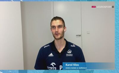 Karol Kłos o szansach na zdobycie medalu na igrzyskach