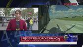 Agencje: Hollande przekłada wizytę w Polsce. Przez caracale