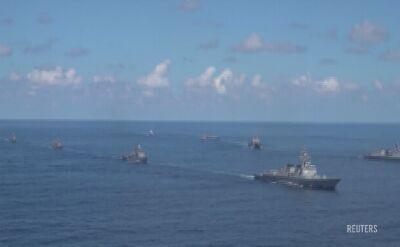 Korea Południowa rozpoczęła ćwiczenia wojskowe przy wyspach Dokdon