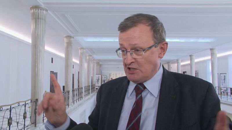 Tadeusz Cymański: Społeczeństwo się różni, więc politycy też powinni się różnić