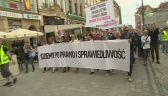 """Marsz """"po prawo i sprawiedliwość"""" przeszedł ulicami Wrocławia"""