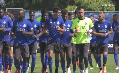 FC Porto trenuje przed finałem Pucharu Portugalii z Benficą