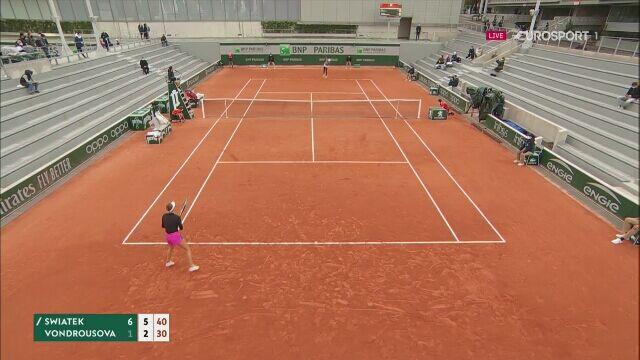 Iga Świątek i jej efektowna droga po wygraną w Roland Garros
