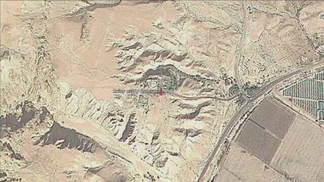 Odkryto 12 jaskinię Qumran. Ukrywano w niej starożytne zwoje
