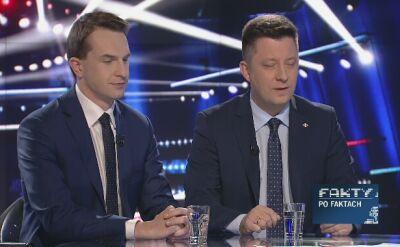 Dworczyk i Szłapka o Polsce w Unii Europejskiej