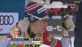 Johaug najlepsza na 10 km w Davos