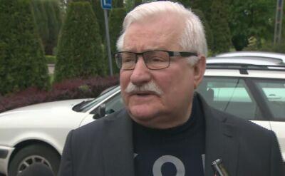 Lech Wałęsa skomentował film Sekielskiego